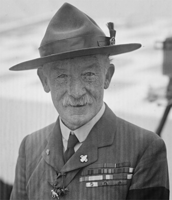 Lord Robert Baden-Powell of Gilwell